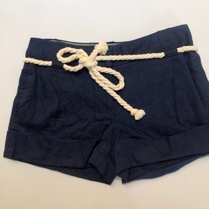 NWT JCREW NAUTICAL SHORT
